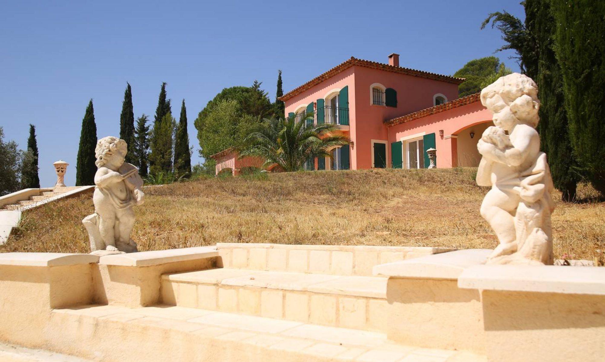 Villa 3 Palmiers